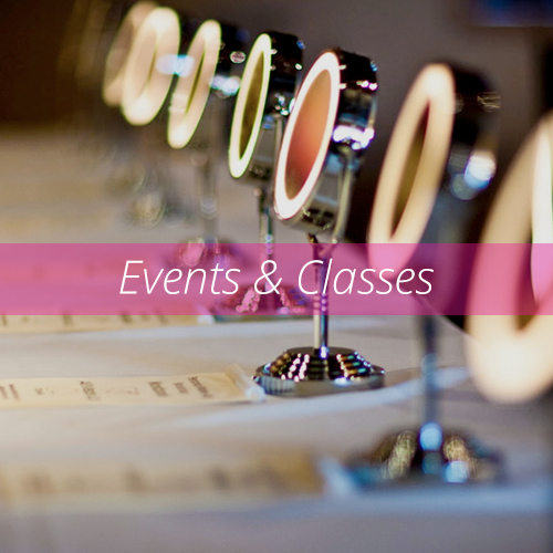 Events n classes WEB