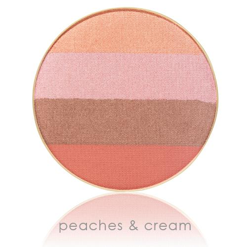 peaches and cream sample