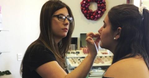 makeup class header