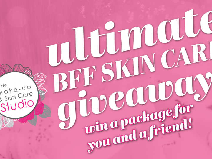 Ultimate BFF Skincare Package Giveaway!