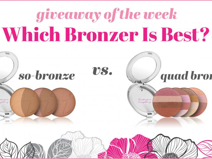 Summer Giveaway – Which Bronzer Is Best?